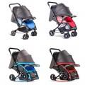 BBH 720N Premium Rocking Baby Stroller BBH102