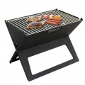 Foldable and Portable Charcoal BBQ Grill Maker HCL660