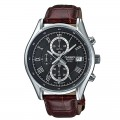 Casio Beside Series Genuine Leather Strap BEM 512L 1AVDF
