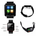 Gadget Gallery Bluetooth Gear Smart Watch Black