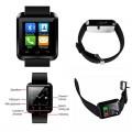 Gadget Gallery Bluetooth Gear Smart Watch Black