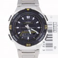 Casio Youth Analog-digital Black Dial Men's Watch AQ S800WD 1EVDF