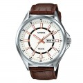 Casio Classic Analogue Watch For Gents MTP E108L 7AVDF