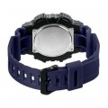 Casio Mens Dark Blue Resin Band Watch AD S800WH 2AVDF