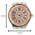 Q&Q DA37J503Y Analog Watch For Women