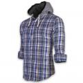 Devil Light Hooded Shirt DE741