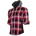 Devil Light Hooded Shirt DE744