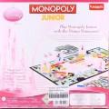 Funskool Monopoly-Disney Junior Board Game