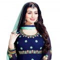 Exclusive Eid Special Lavina Roohani Heavy Embroidered Anarkali Suit WF081