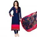 Exclusive Eid Special Prachi Designer Embroidered Salwar Suits WF017