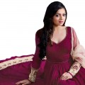 Heavy Designer Party Wear Long Anarkali WF041
