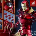HOT TOYS IRON MAN 3 – Mark XV Sneaky (Retro Armor Version)