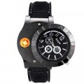 High Quality Exquisite USB Lighter Watch