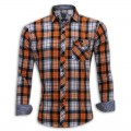 Pure Cotton Stripe Shirt MH12S