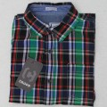 Pure Cotton Stripe Shirt MH14S