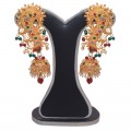 Exclusive EiD Ear ring Collection RA014A. Model long  hanging earring.