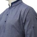 Exclusive Stripe Eid Panjabi SB11E Ash Blue