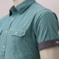 Stylish Pure Cotton Casual Shirt MH08S