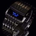 Iron Man Sliding LED Bracelet Watch
