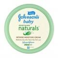 Johnson's Baby Soothing Naturals Intense Moisture Cream 250ML