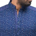 Eid Exclusive Printed Cotton Panjabi LX134