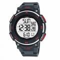 Q&Q M124J001Y Digital White Dial Men's Watch