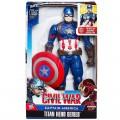 Hasbro Avengers Captain America - Electronic Titanium Hero