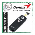 Genius Media Pointer 100, Smart 2.4GHz Presenter