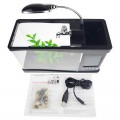 Lileng - 920 Mini USB LCD Display Aquarium HCL781