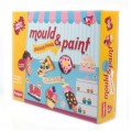 Funskool Mould & Paint Yummy Treats Arts & Crafts Children Game
