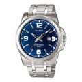 Casio Enticer Analog Blue Dial Men's Watch MTP 1314D 2AVDF