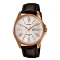 Casio Elegant Gents Watch MTP 1384L 7AVDF
