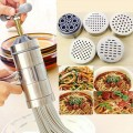 DIY Noodle / Juice Maker Stainless Steel Pressure Surface Machine