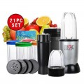 Magic Bullet 21pcs Food Processor Juicer Blender Set