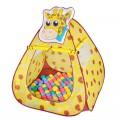 My Dear Baby Giraffe Ball House