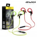 Awei A890BL Wireless Sports Stereo Earphone