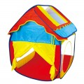 Kids House Play Tent With Tunnel 995-7012A