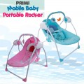 Primi Baby Portable Swing Pretty MCH018