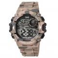 Q&Q M146J004Y Army Style Men's Wrist Watch