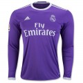 Real Madrid Full Sleeve Away Jersey 2016-17