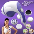 Relax & Tone Hand-held Full Body Massager