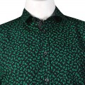 Eid Exclusive & Stylish Pure Cotton Printed Casual Shirt JP206