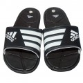 Stylish Adidas Slipper EP202 Black With White