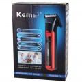 Kemei KM 731 Exclusive Rechargeable Hair Clipper & Trimmer SEL154