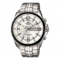 Casio Edifice Analog White Dial Men's Watch - EF-131D-7AVDF
