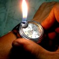 Magic Lighter Watch