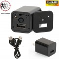 1080P HD USB Wall Charger Hidden Camcorder Surveillance 8GB HCL711