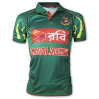 Tri-Nation Series 2017 Bangladesh Cricket Team Jersey