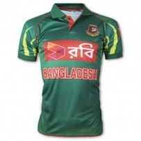 Tri-Nation Series 2017 Bangladesh Cricket Team Jersey