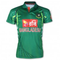 Bangladesh Cricket Team Jersey  2017 (Robi)